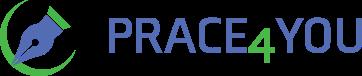 Logo práce4you.sk